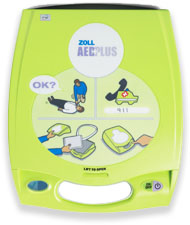 Zoll AED Product Image