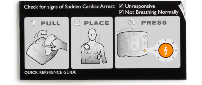 How to use the Philips HeartStart OnSite AED