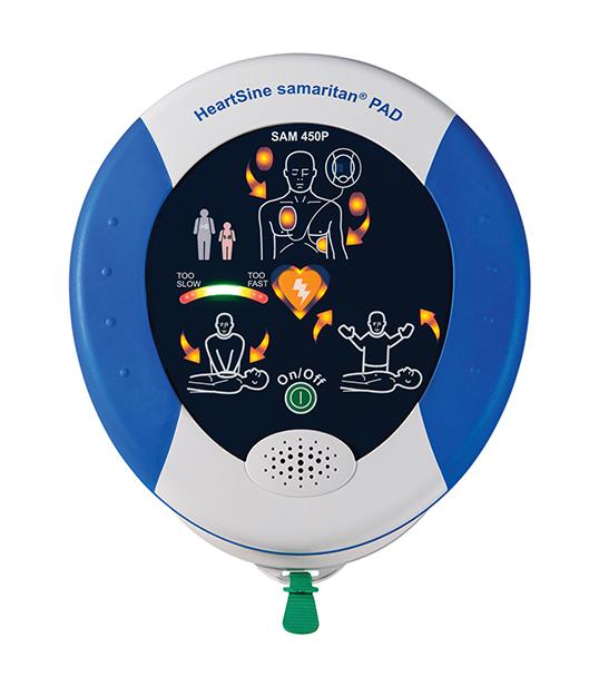Buy the Heartsine Samaritan® PAD 450P