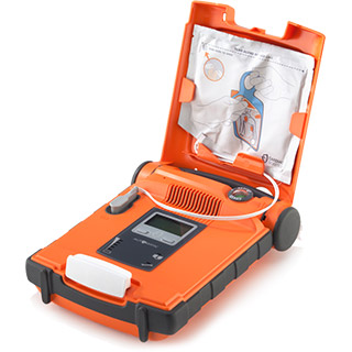 How to use a Science Powerheart G5 AED
