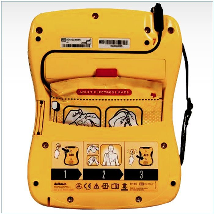 How to use the Lifeline View AED