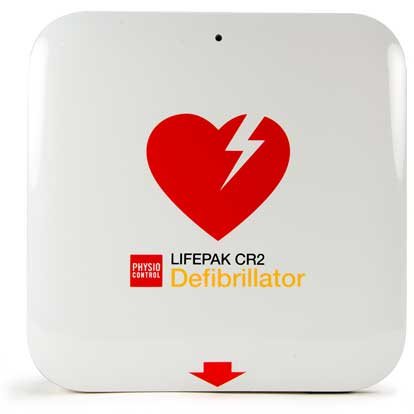 Physio Control Lifepak CR2 AED