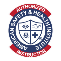 Authorized-American-Safety-Health Institute